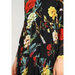 Sukienki hiszpanki: YAS YASCALIBRA DRESS Sukienka letnia black