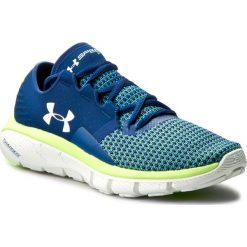 Buty UNDER ARMOUR - Ua W Speedform Fortis 2 1273954-480 Her/Wtr/Wht. Niebieskie buty do biegania męskie Under Armour, z materiału. W wyprzedaży za 269,00 zł.
