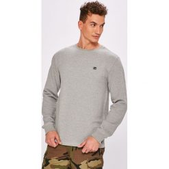 DC - Bluza. Szare bluzy męskie rozpinane marki MEDICINE, l, z bawełny, bez kaptura. W wyprzedaży za 199,90 zł.