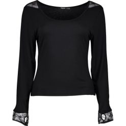 """Piżamy damskie: Koszulka piżamowa """"Dolce Como"""" w kolorze czarnym"""