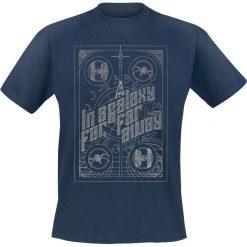 T-shirty męskie: Star Wars In A Galaxy Far, Far Away T-Shirt granatowy