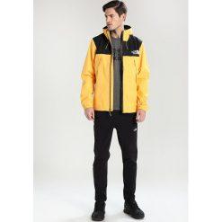 The North Face MOUNTAIN Kurtka wiosenna black/yellow. Szare kurtki męskie marki The North Face, l, z materiału, z kapturem. Za 599,00 zł.