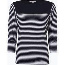 Tommy Hilfiger - Koszulka damska, niebieski. Niebieskie t-shirty damskie TOMMY HILFIGER, l, w paski. Za 229,95 zł.