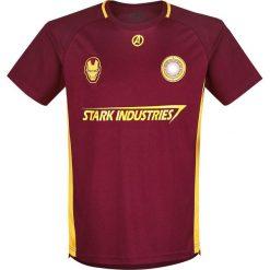 T-shirty męskie: Iron Man Stark Industries T-Shirt wielokolorowy