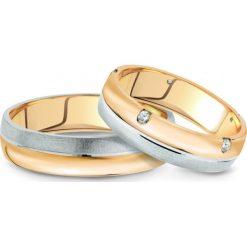 Obrączki - zestaw - Grawer GRATIS. Żółte obrączki W.KRUK, złote. Za 3880,00 zł.