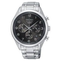 Zegarki męskie: Zegarek męski Seiko Classic Chronograph SSB295P1