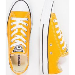 Converse CHUCK TAYLOR ALL STAR Tenisówki i Trampki orange. Żółte tenisówki męskie Converse, z materiału. Za 269,00 zł.