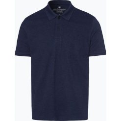 Koszulki polo: Nils Sundström - Męska koszulka polo, niebieski