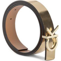 Paski damskie: Pasek Damski CALVIN KLEIN BLACK LABEL - Ck Reversible Belt G K60K603408 75 910