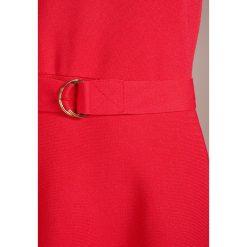 MICHAEL Michael Kors Sukienka dzianinowa true red. Czerwone sukienki dzianinowe marki MICHAEL Michael Kors, xl. W wyprzedaży za 692,30 zł.