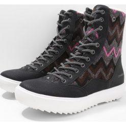 O'Neill FOSHO  Śniegowce brown. Czarne buty zimowe damskie O'Neill, z materiału. W wyprzedaży za 344,25 zł.