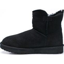 Tamaris - Śniegowce. Czarne buty zimowe damskie Tamaris. W wyprzedaży za 299,90 zł.
