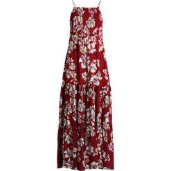 Sukienki: Free People GARDEN PARTY  Długa sukienka raspberry