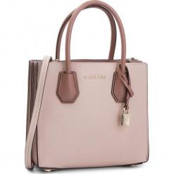 Torebka MICHAEL MICHAEL KORS - Mercer 30T8TM9M2L  Soft Pink. Żółte torebki klasyczne damskie marki MICHAEL Michael Kors, ze skóry. Za 1199,00 zł.