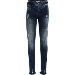 Jeansy dziewczęce: Name it NITTENDI  Jeans Skinny Fit dark blue