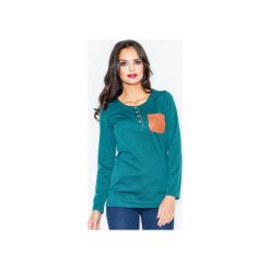 Odzież damska: Bluzka M156 Zielony