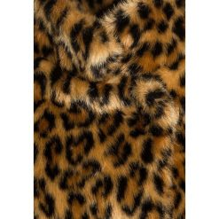 Scotch R'Belle LEOPARD Krótki płaszcz brown. Brązowe kurtki chłopięce marki Scotch R'Belle, z materiału, krótkie. W wyprzedaży za 487,20 zł.