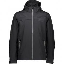 """Kurtka funkcyjna """"Madux"""" w kolorze czarnym. Czarne kurtki męskie skórzane marki Reserved, l. W wyprzedaży za 227,95 zł."""