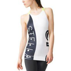 Bluzki damskie: Adidas Koszulka Stellasport Tank biała r. S (929687)