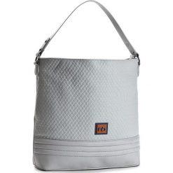 Torebka NOBO - NBAG-C1960-C019 Szary. Szare torebki klasyczne damskie marki Nobo, ze skóry ekologicznej, duże. W wyprzedaży za 139,00 zł.