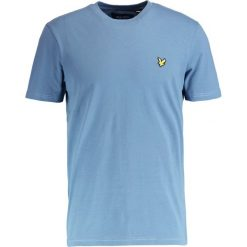 T-shirty męskie: Lyle & Scott Tshirt basic mist blue
