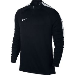 Koszulki do piłki nożnej męskie: Nike Koszulka męska Squad czarna r. XL (807063 010)