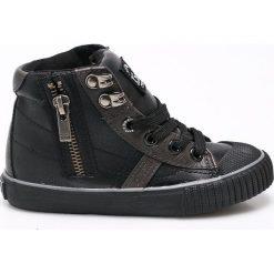 Big Star - Trampki dziecięce. Czarne buty sportowe chłopięce BIG STAR, z materiału, na sznurówki. W wyprzedaży za 79,90 zł.