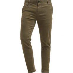 Chinosy męskie: Knowledge Cotton Apparel PISTOL JOE Spodnie materiałowe oliv