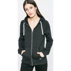 Reebok - Bluza. Czarne bluzy z kapturem damskie Reebok, m, z bawełny. W wyprzedaży za 169,90 zł.