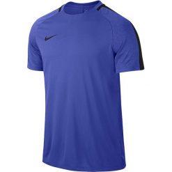 Nike Koszulka męska M NK DRY TOP SS SQD PRIME niebieska r. M (846029 452). Niebieskie t-shirty męskie Nike, m. Za 109,00 zł.