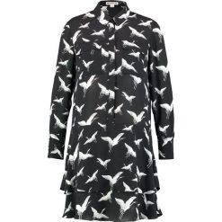 Sukienki hiszpanki: Whistles CRANE DRESS Sukienka koszulowa black