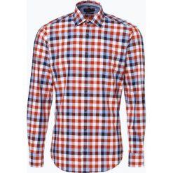 Nils Sundström - Koszula męska, niebieski. Czarne koszule męskie na spinki marki Premium by Jack&Jones, l, z bawełny, z włoskim kołnierzykiem, z długim rękawem. Za 89,95 zł.