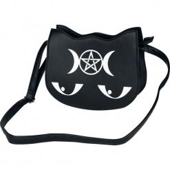 Banned Alternative Jinx Torebka - Handbag czarny. Czarne torebki klasyczne damskie Banned Alternative, z nadrukiem, z nadrukiem. Za 121,90 zł.