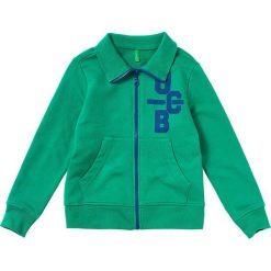 Bluzy niemowlęce: Bluza w kolorze zielonym
