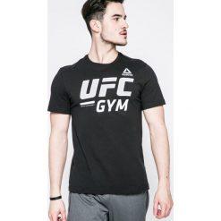 T-shirty męskie z nadrukiem: Reebok - T-shirt