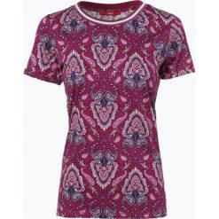 S.Oliver Casual - T-shirt damski, lila. Fioletowe t-shirty damskie s.Oliver Casual, s, paisley. Za 89,95 zł.