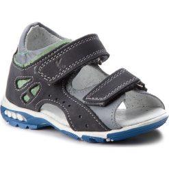 Sandały chłopięce: Sandały KORNECKI – 05193 Granat