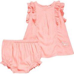 Sukienki dziewczęce letnie: 3 Pommes BABY MISS CARGO DRESS BLOOMER Sukienka letnia tropical pink