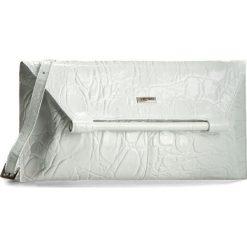 Torebka VERSO - 25669993AU Biały. Białe torebki klasyczne damskie Verso, ze skóry. W wyprzedaży za 149,00 zł.