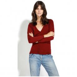 William De Faye Sweter Damski Xl Burgund. Czerwone swetry klasyczne damskie marki numoco, l. Za 189,00 zł.