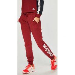 Adidas Performance - Spodnie. Szare bryczesy damskie marki adidas Performance, l, z bawełny. W wyprzedaży za 139,90 zł.