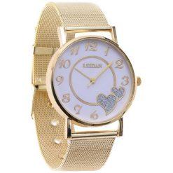 Złoty Zegarek Domain. Żółte zegarki damskie Born2be, złote. Za 24,99 zł.