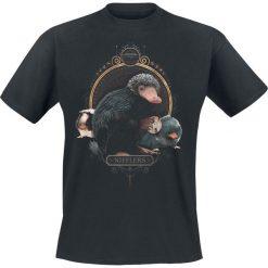 Fantastic Beasts Grindelwalds Verbrechen - Nifflers T-Shirt czarny. Czarne t-shirty męskie z nadrukiem marki Fantastic Beasts, l, z okrągłym kołnierzem. Za 74,90 zł.