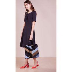 Sukienki hiszpanki: WEEKEND MaxMara GALAZIA  Sukienka letnia blue marino