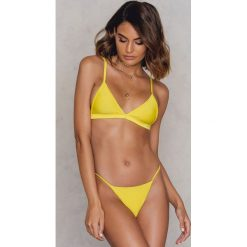 Bez Kategorii: Hot Anatomy Góra bikini Triangle - Yellow