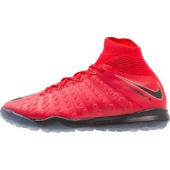 Buty sportowe chłopięce: Nike Performance HYPERVENOMX PROXIMO 2 DF TF Korki Turfy university red/black/bright crimson