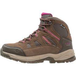 Buty trekkingowe damskie: HiTec BANDERA LITE MID WP WOMENS Buty trekkingowe taupe/dune/boysenberry