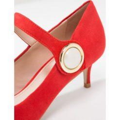 Buty ślubne damskie: Carvela ARGONITE Czółenka red
