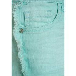 Cars Jeans KIDS RISSA  Szorty jeansowe mint. Zielone spodenki chłopięce Cars Jeans, z bawełny. Za 129,00 zł.