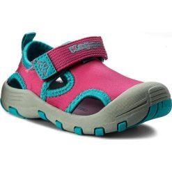 Sandały dziewczęce: Sandały KAPPA – Joy K 260586K Pink/Turkis 2266